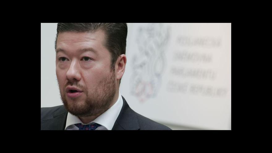 Video Okamura vzbouřencům: Odejděte ze strany