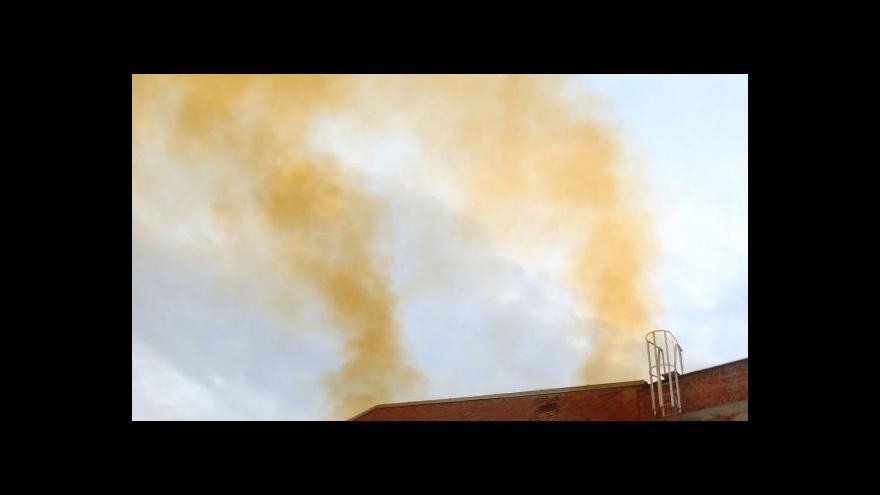 Video Sasko si už nehcce ucpávat nos kvůli českým chemičkám