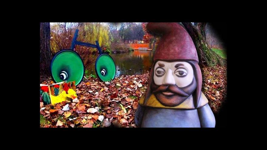 Video Nahlédněte do Zahrady
