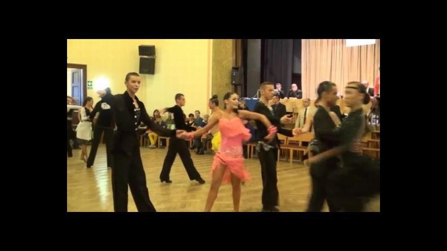 Video Taneční soutěž v Kolíně