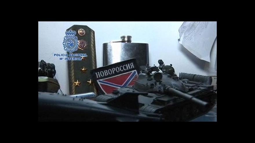 Video Horizont ČT24: Dobrovolníci na Ukrajině