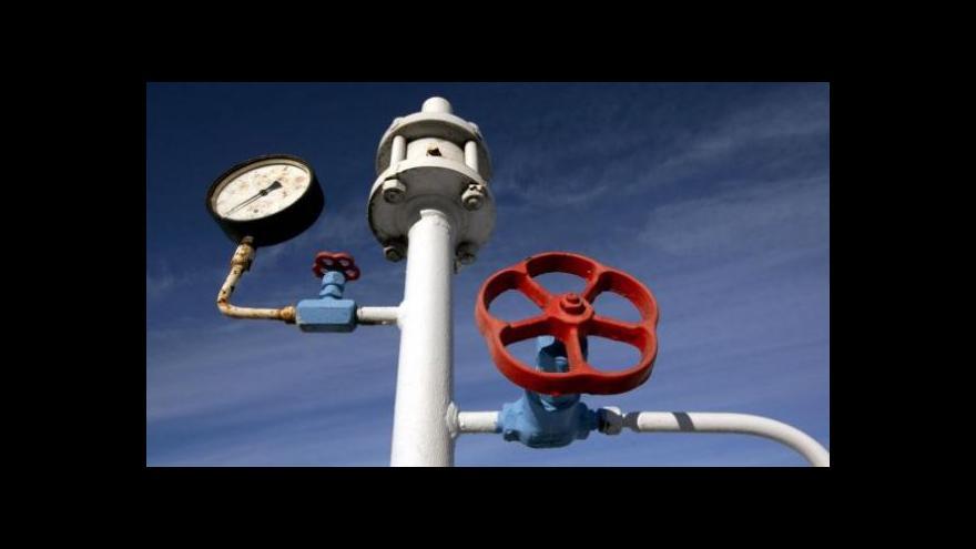 Video Gazprom možná odstřihne Ukrajinu od plynu
