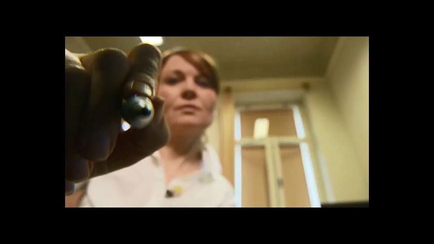 Video Téma Událostí ČT: Biometrie na vzestupu