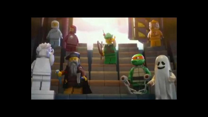 Video Ekonomika ČT24: Lego postavičky prorazily ve filmu