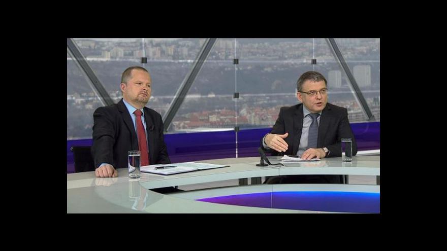 Video Zaorálek vs. Fiala - Jak na protiruské sankce?