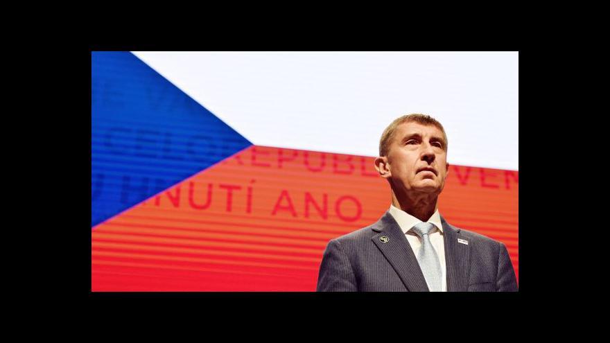 Video TÝDEN V POLITICE: Rozhovor s Andrejem Babišem