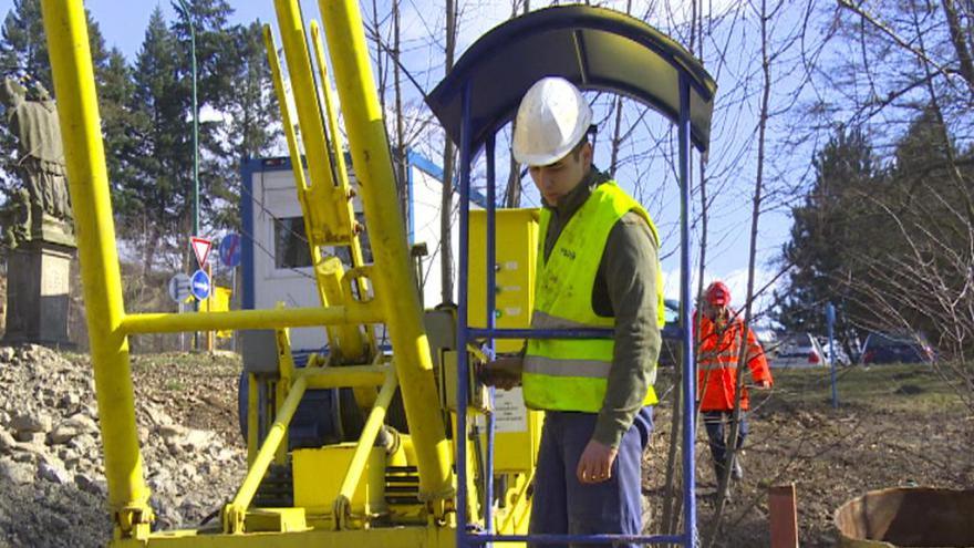 Video Oprava kanalizační sítě