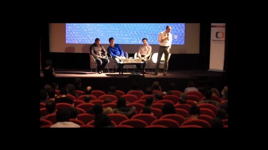Video Záznam debaty: Internet jako propustka do soukromí