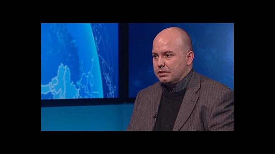 Video Jelínek: Sociální demokracii se hodí rétorika hnutí ANO