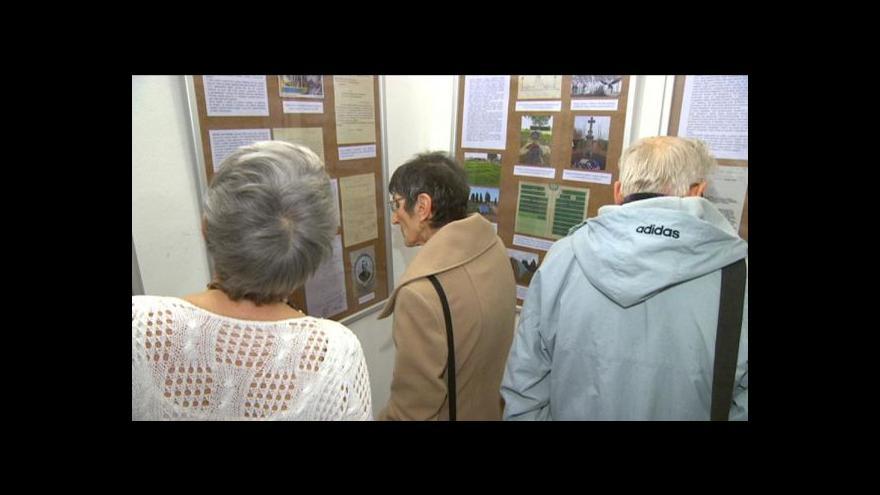 Video Chrudim byla za 1. světové války městem lazaretů