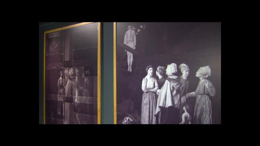 Video Obraz Modlitba za oběšence získala Alšova jihočeská galerie