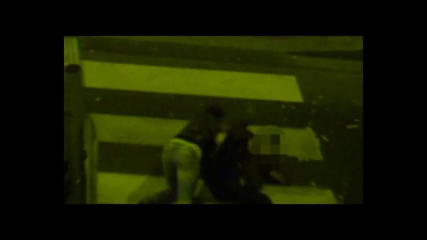 Video Policejní psycholog: Agresoři považovali útok za zábavný