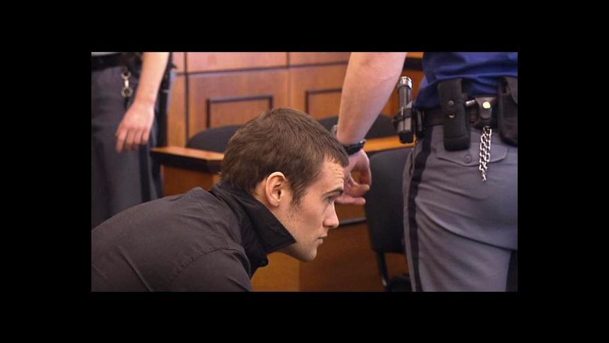 Video Autem zabil dívku na zastávce, dostal sedm let