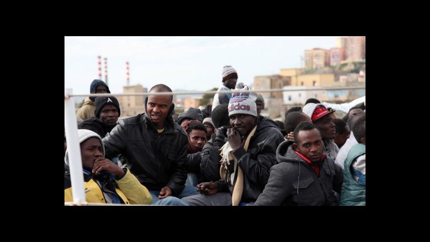Video Kašpar k rekordnímu počtu uprchlíků