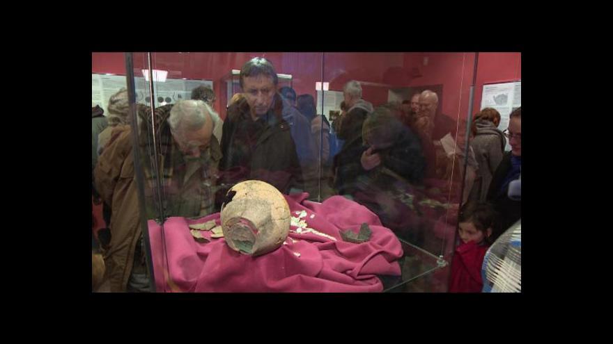 Video Výstava stříbrných mincí v chebském muzeu