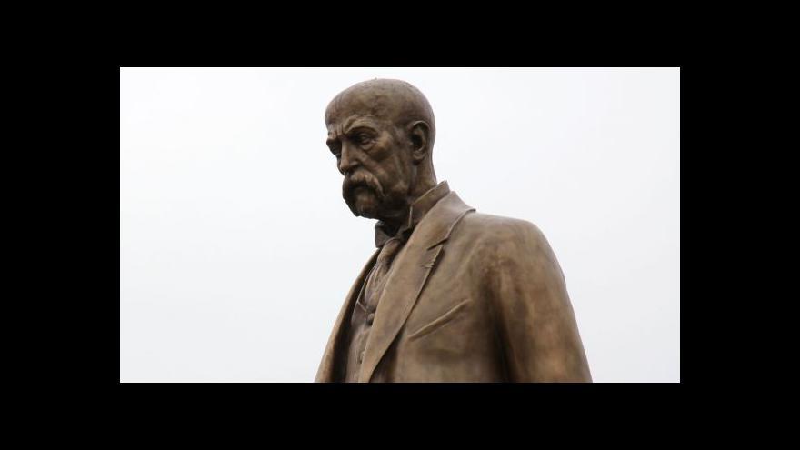 Video Historička Hájková: S myšlenkou na samostatnost byl Masaryk v r. 1914 sám