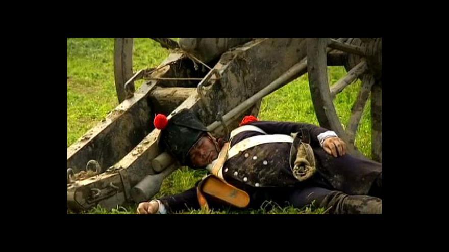 Video Belgie se chystá na 200. výročí bitvy u Waterloo