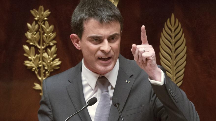 Video Valls: Evropa musí zakročit proti pašování lidí