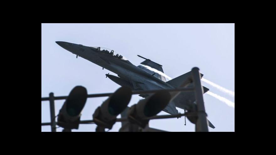 Video Mezinárodní koalice má chránit irácké památky ze vzduchu