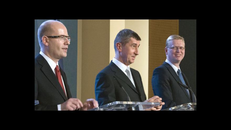 Video Změna zákona o registru smluv