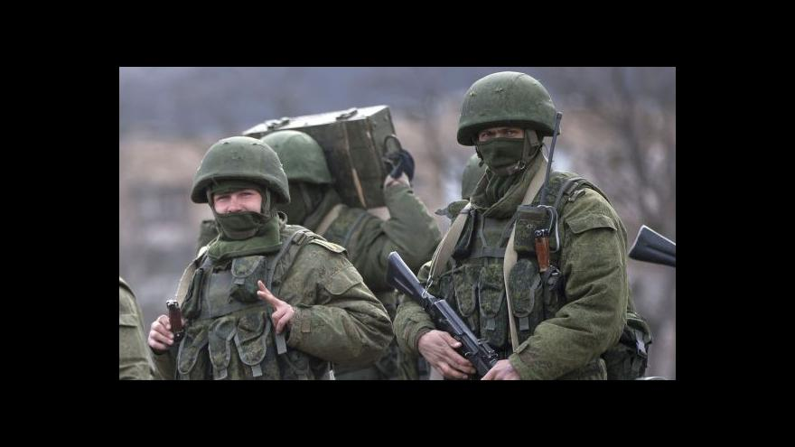 Video Horizont ČT24: Putin poodhalil podrobnosti o anexi Krymu