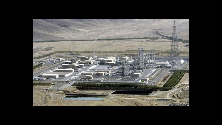 Video Řezníček: Cíl dopisu je odradit Teherán od dohody