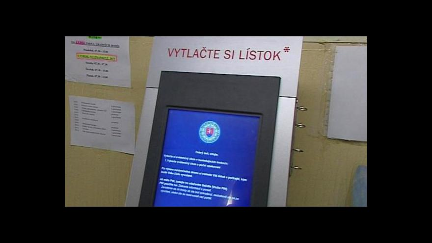 Video Elektronická státní správa na Slovensku