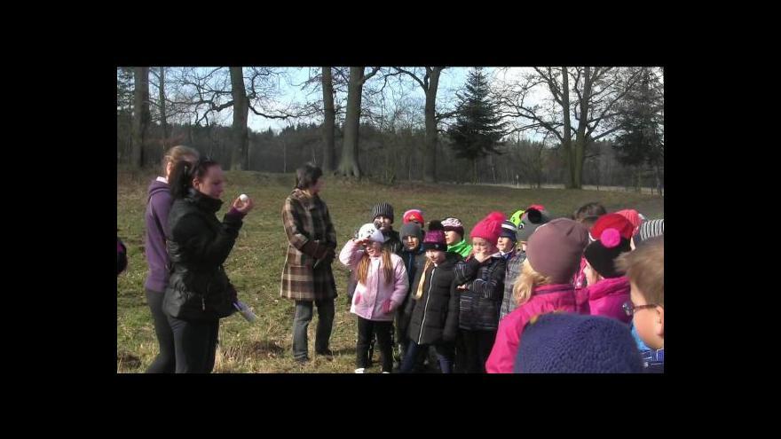 Video Projektový den Time Capsule v Borohrádku