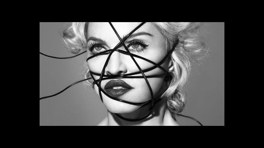 Video Madonna představuje album Rebel Heart