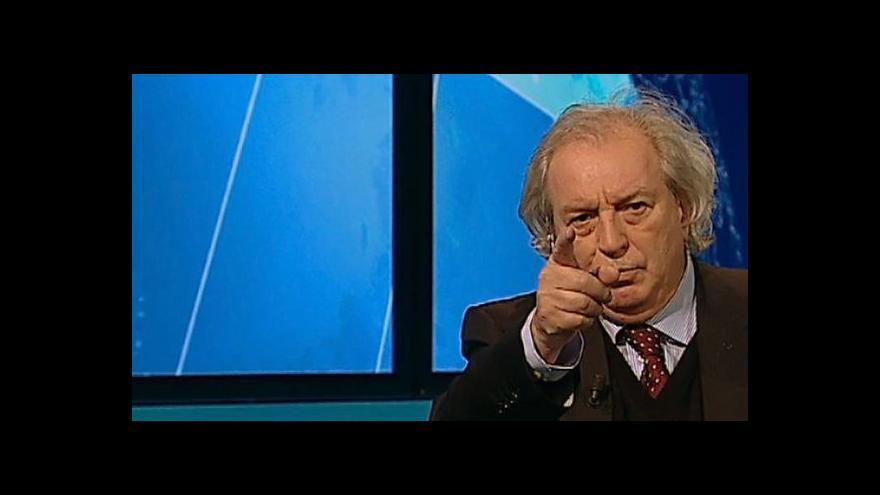 Video Antonio Ferrari: Na Blízkém východě nebudou jasné hranice