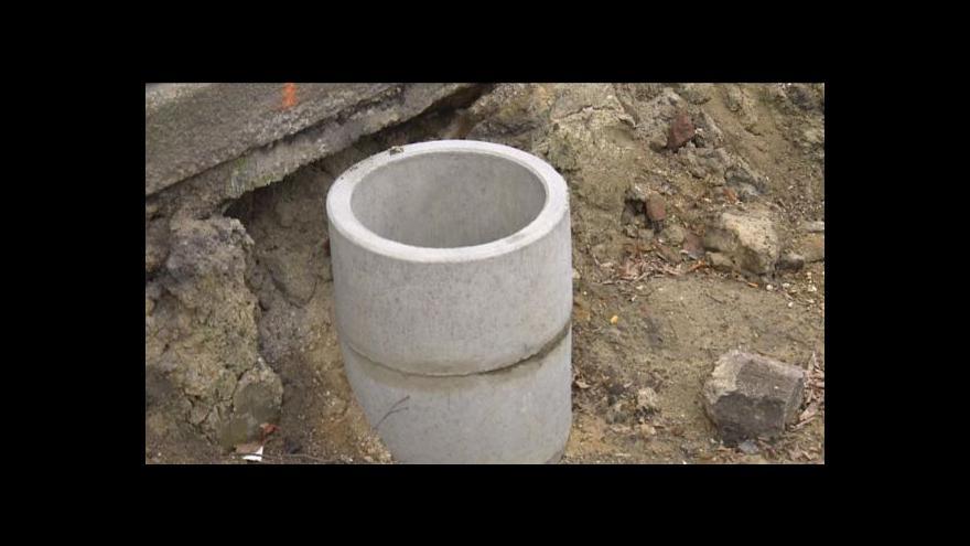 Video Komu patří kanalizace?