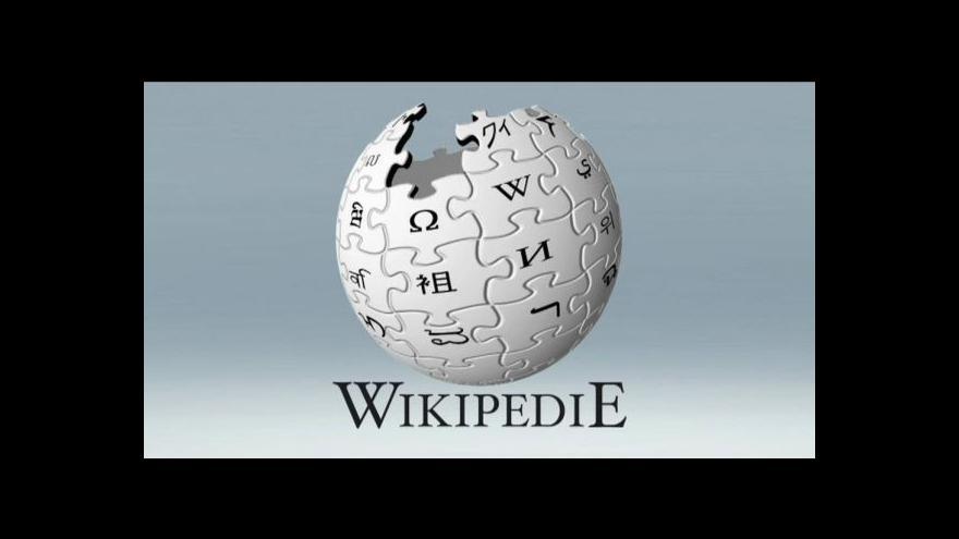Video Čeští důchodci doplňují Wikipedii