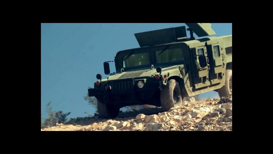 Video USA pošlou ukrajinské armádě další techniku