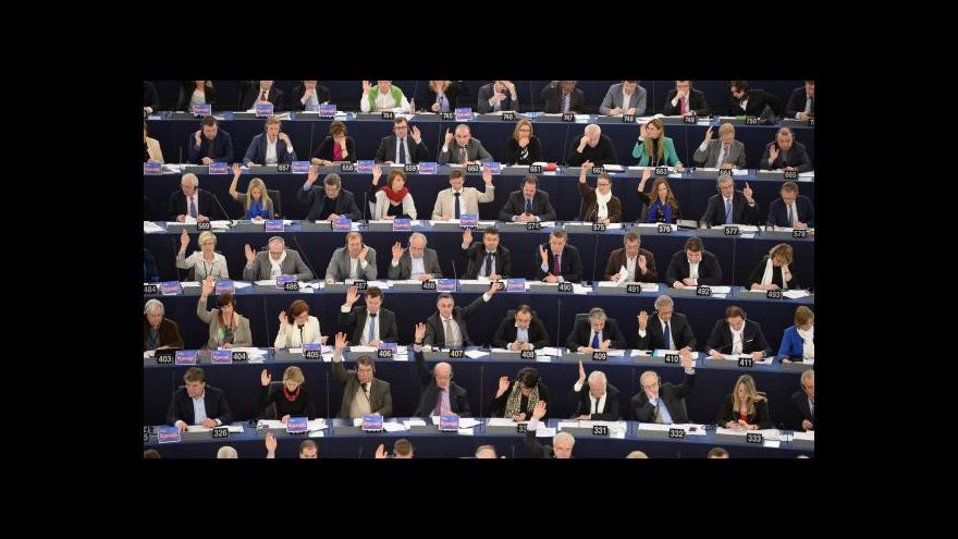 Video Europoslanci odsoudili vraždu Němcova