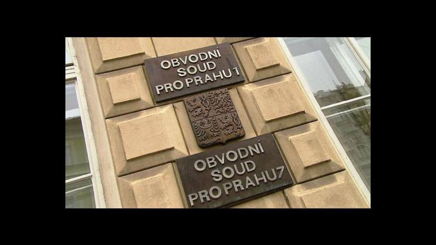 Video Soud odročil kauzu Nečasové na půlku dubna