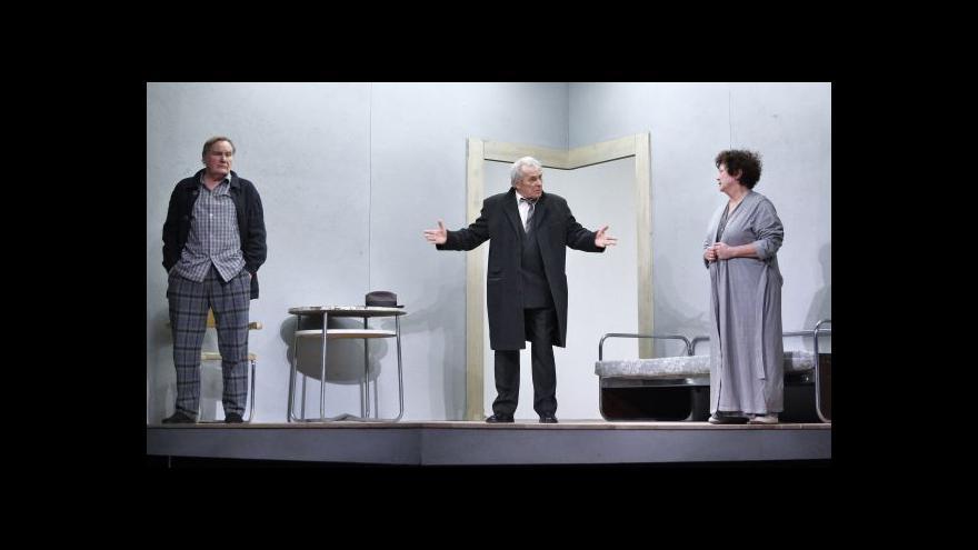 Video Národní divadlo řeší Strasti života