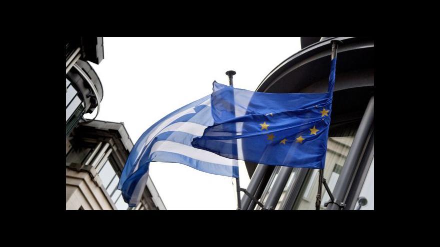 Video Kulidakis: Řekové vědí, že se musí dohodnout kompromis