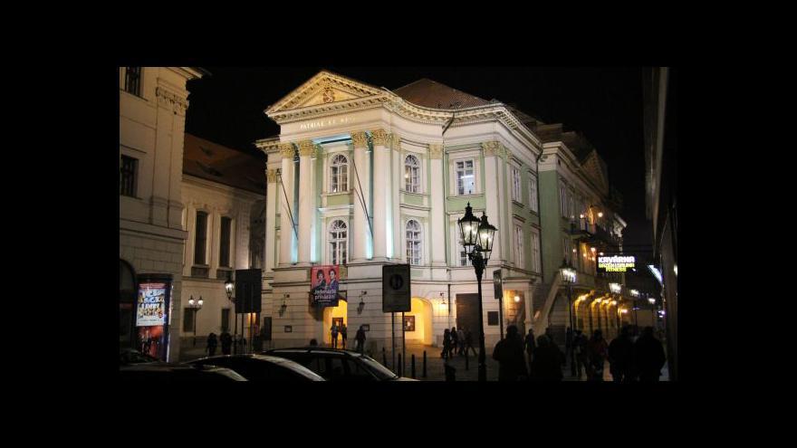 Video Z metropole k 230. výročí vzniku Stavovského divadla