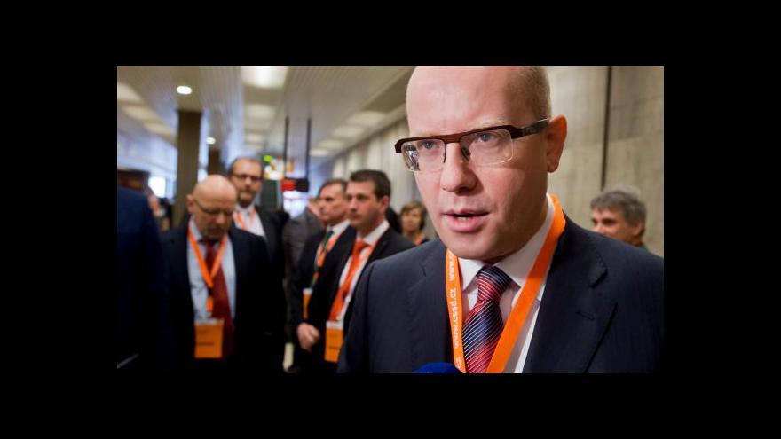 Video Sobotka: Slabí kandidáti neměli nejmenší šanci