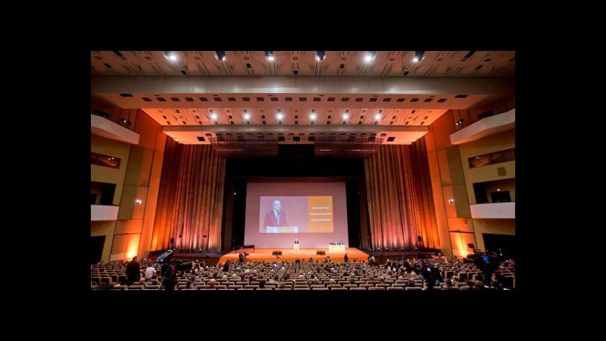 Video Události: Sociální demokraté zvolili vedení a změnili stanovy