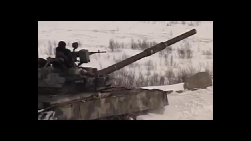 Video Putin po návratu ihned nařídil masivní vojenské cvičení