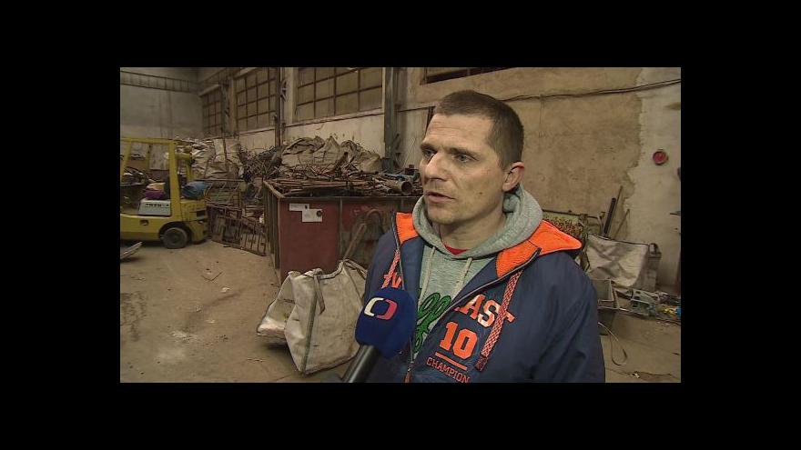 Video O nových pravidlech hovoří majitel sběrny Jan Habijanič