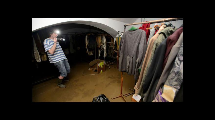 Video Divadlo pod Palmovkou zahájilo rozsáhlé opravy