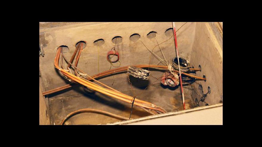 Video Praha netuší, kdy se otevře tunel Blanka