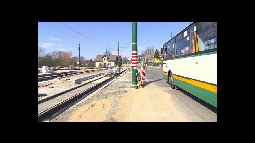 Video Tramvaje mezi Libercem a Jabloncem začnou jezdit za necelý měsíc