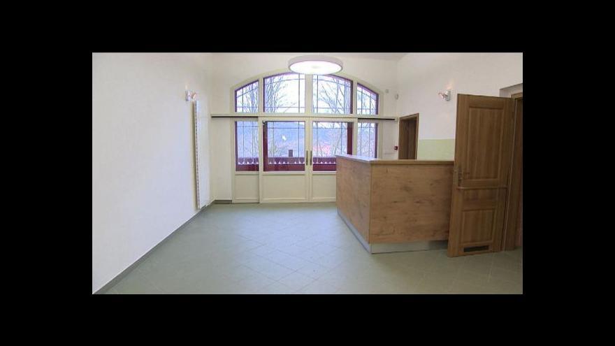 Video Löschnerův pavilon v Kyselce je opraven