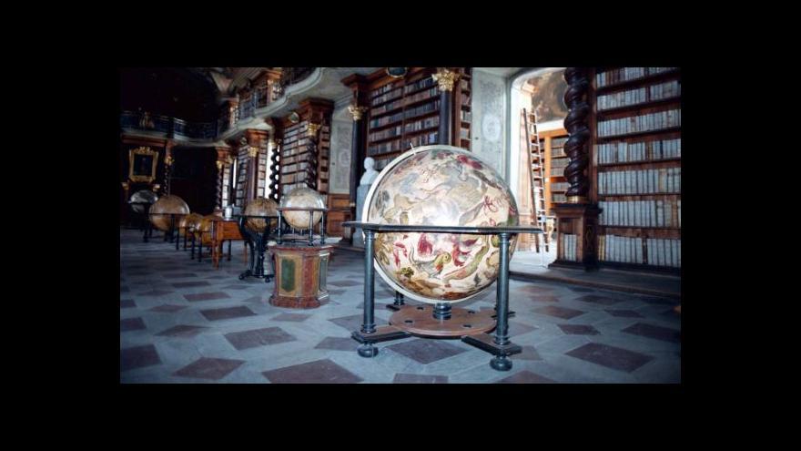 Video Jak se mění Klementinum?