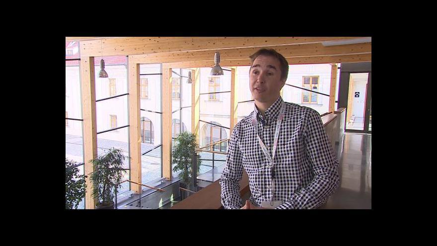 Video Vědec Jiří Jaroš o programu SoMoPro