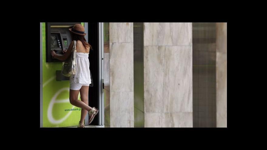 Video Kovanda: Řekové nyní zase přitvrdili