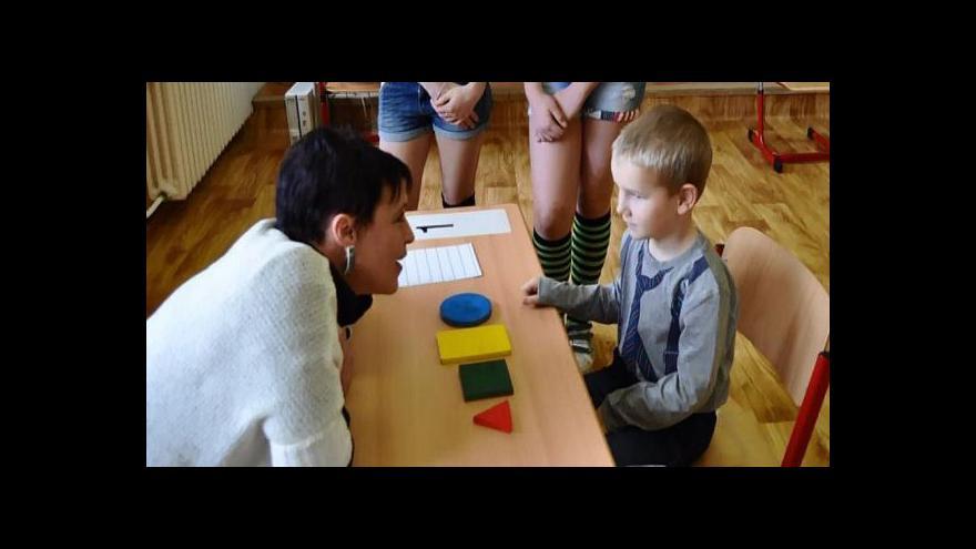 Video Zápis do 1. třídy na ZŠ Poběžovice